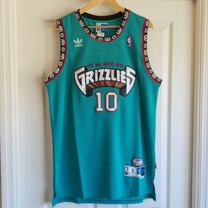 adidas Shirts - Mike Bibby Vancouver Grizzlies Throwback jersey 75d5b1ca4
